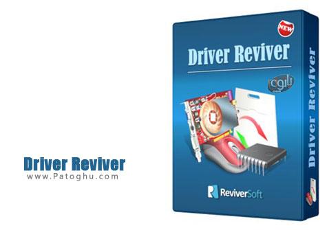 بروزرسانی درایورها با نرم افزار - Driver Reviver v4.0.1.30