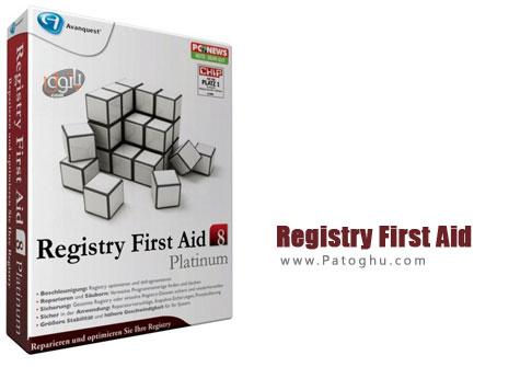 عیب یابی ، تعمیر و بهینه سازی رجیستری ویندوز با نرم افزار Registry First Aid Platinum v8.3.0 Build 2054