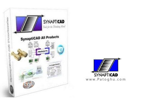 طراحی و شبیه ساز مدارهای الکترونیکی با نرم افزار SynaptiCAD Product Suite 17.02d