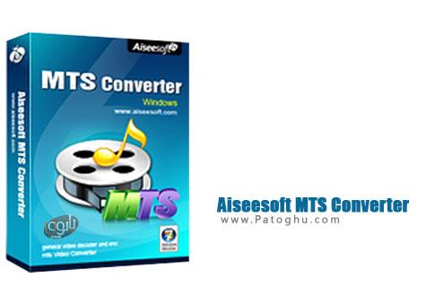 نرم افزار تبدیل فرمت TS با Aiseesoft MTS Converter 6.2.52.12523
