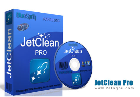 پاکسازی و افزایش سرعت سیستم با نرم افزار JetClean Pro 1.4.0.124
