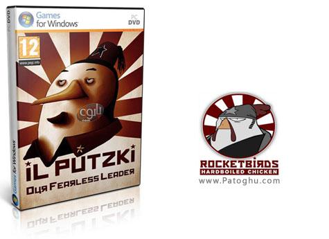 دانلود بازی بسیار جذاب و اکشن Rocketbirds Hardboiled Chicken 2012