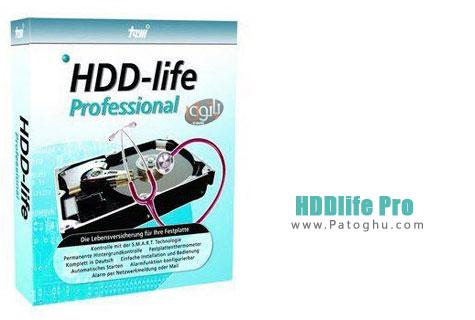 بررسی و حفظ سلامت هارد دیسک با نرم افزار HDDlife Pro 4.0.189
