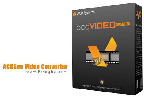 تبدیل فرمت های ویدیویی با نرم افزار ACDSee Video Converter Pro 3.0.23