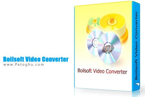 مبدل تمامی فرمت های ویدیویی با نرم افزار Boilsoft Video Converter 3.02.3