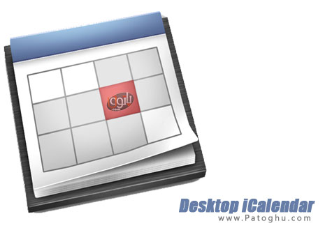 تقویم رومیزی زیبا در رایانه با امکان نمایش وضع آب و هوا و یاد آوری کارها با Desktop iCalendar 1.9.7.1