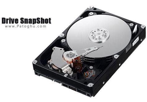 پشتیبان گیری از درایوها با نرم افزار Drive SnapShot v1.41.16442