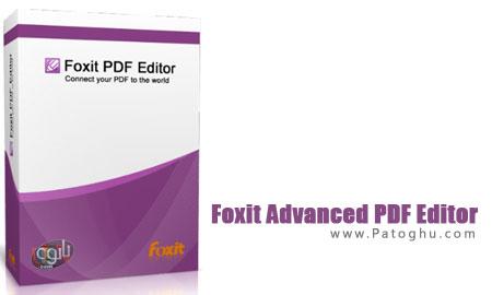ساخت ، ویرایش ، نمایش و تبدیل فایل های pdf با نرم افزار Foxit PDF Editor 3.00
