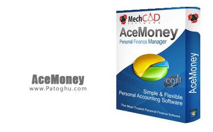 نرم افزار حسابداری و مدیریت امور مالی - AceMoney 4.30