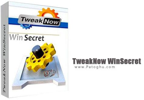 ایجاد تغییرات در رجیستری و قسمت های مخفی ویندوز با TweakNow WinSecret 2012 v4.2.5