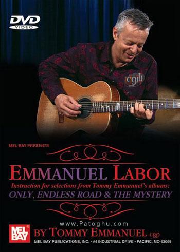 دانلود فیلم اموزشی نواختن گیتار از مل بی - Mel Bay Tommy Emmanuel Labor