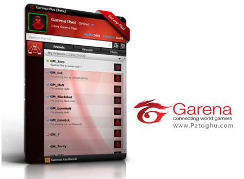 دانلود نسخه جدید گارنا پلاس - + Garena