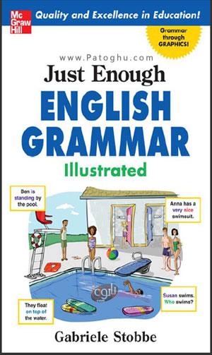 آموزش تصویری گرامر زبان انگلیسی – Just Enough English Grammer
