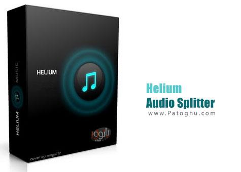 برش و تکه تکه کردن فایل های موسیقی با نرم افزار Helium Audio Splitter 1.70.258