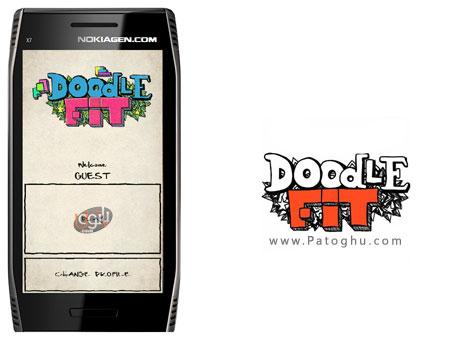 Doodle Fit 1.0 - با فکری و جذاب جاوا