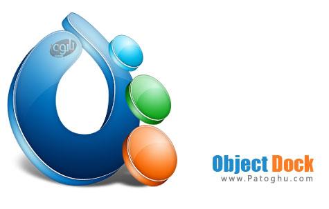 Object Dock 2.0 - جایگزین مناسب Task Bar ویندوز