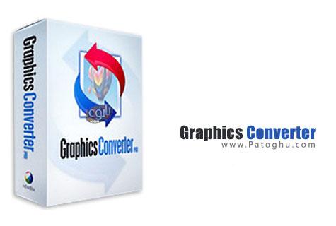 تبدیل اکثر فرمت های تصویری به یکدیگر با نرم افزار Graphics Converter Pro 2013 2.00 Build 130215