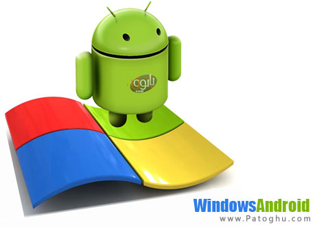 WindowsAndroid 4.0.3 - اجرای آسان بازی و نرم افزار اندروید در ویندوز