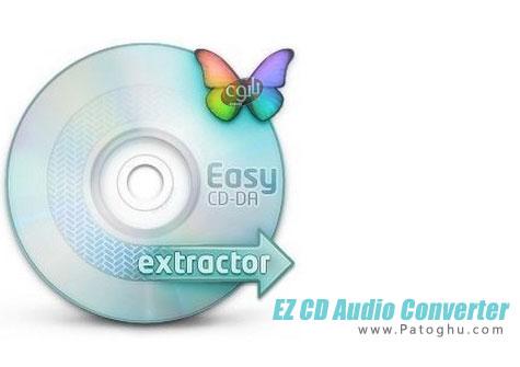 تبدیل و رایت سی دی صوتی به mp3 با EZ CD Audio Converter 1.0.6.1