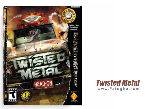 دانلود بازی خاطره انگیر ماشین جنگی - Twisted Metal 1