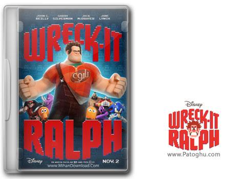 دانلود انیمیشن کمدی رالف خرابکار - Wreck-It Ralph 2012