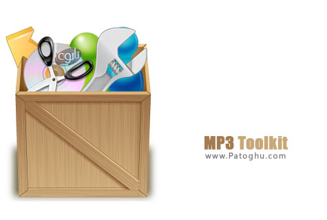 تبدیل، ویرایش و ادغام فایل های صوتی با نرم افزار MP3 Toolkit 1.0.5
