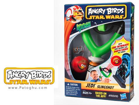 دانلود نسخه جدید و متفاوت پرندگان خشمگین - Angry Birds Star Wars v1.1.0