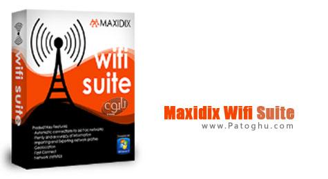 مدیریت شبکه های بی سیم با نرم افزار Maxidix Wifi Suite 11.11.8 Build 71