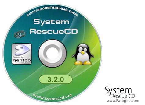 بازیبای اطلاعات با دیسک بوت SystemRescueCd 3.2.0 Final