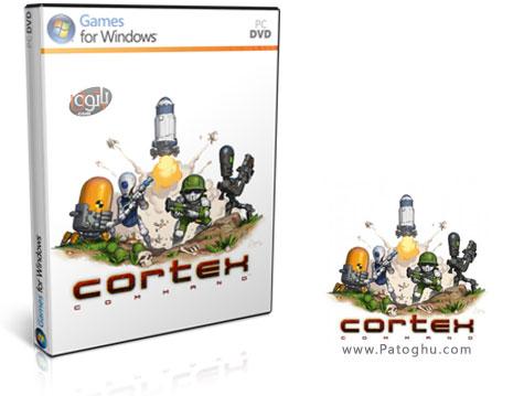 دانلود بازی اکشن ،مهیج و کم حجم Cortex Command 2012