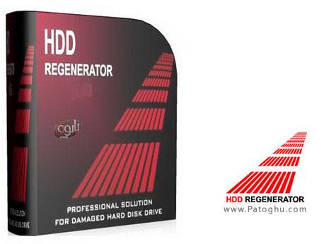 تعمیر ، یکپارچه سازی ، رفع بدسکتور هارد دیسک با HDD Regenerator v2011