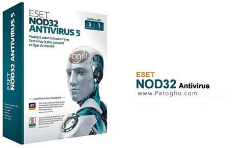 جدیدترین ورژن آنتی ویروس معروف و قدرتمند NOD32 Antivirus v6.0.306.0