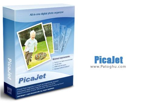 مدیریت تصاویر و ساخت آلبوم عکس با نرم افزار PicaJet 2.6.5.696