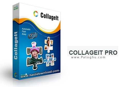 ترکیب آسان تصاویر با نرم افزار CollageIt Pro 1.9.2.3548