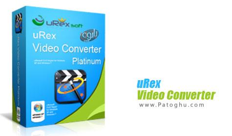 دانلود نرم افزار مبدل فایل های ویدیویی uRex Video Converter Platinum 3.1