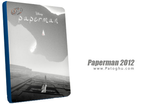 دانلود انیمیشن کم حجم و کوتاه مرد کاغذی - Paperman