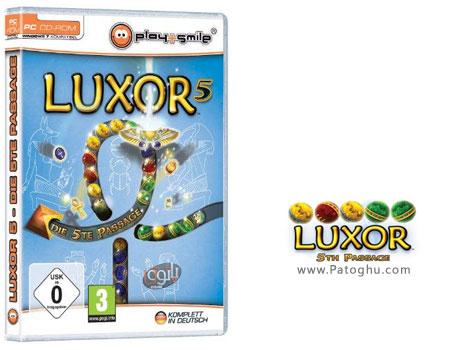 دانلود نسخه جدید بازی محبوب لوکسور - Luxor 5th Passage 1.0.0.8