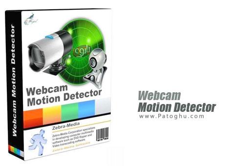 تشخیص حرکت و ضبط و نمایش تصاویر دوربین های مداربسته با Webcam Motion Detector 1.6