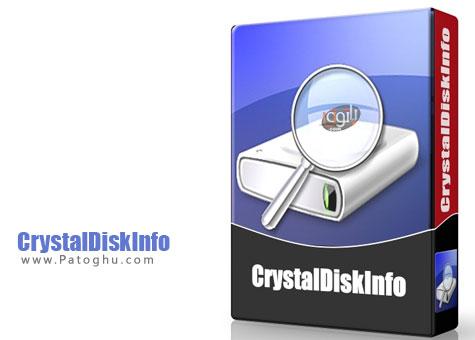 بررسی و مانیتورینگ هارد دیسک با نرم افزار CrystalDiskInfo