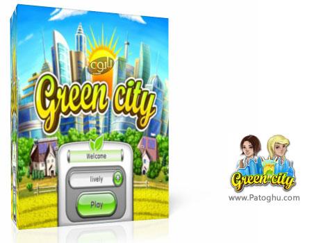 دانلود بازی در سبک مدیریتی شهر سبز - Green City Final