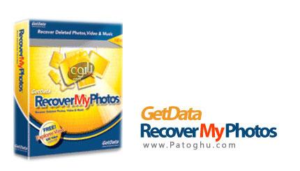 بازیابی تصاویر حذف شده با Get Data Recover My Photos v4.2.6.1401