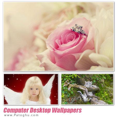 مجموعه بکگراند جذاب و زیبا برای دسکتاپ - Best Computer Desktop Wallpapers