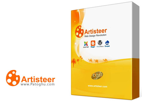 طراحی قالب سایت و وبلاگ با نرم افزار Artisteer 4.1.0.59861