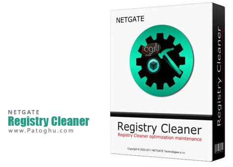 دانلود نرم افزار بهینه سازی و رفع مشکلات ریجستری - NETGATE Registry Cleaner 5.0.195