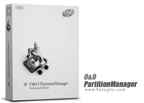 مدیریت پارتیشن های ویندوز با نرم افزار O&O Partition Manager v3.0.199