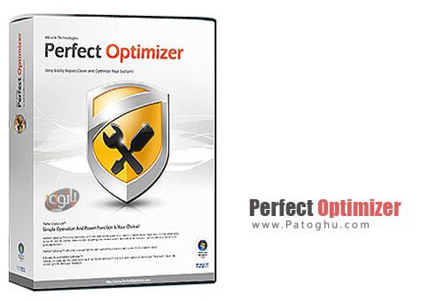 بهینه سازی و افزایش سرعت ویندوز با نرم افزار قدرتمند Perfect Optimizer v5.2
