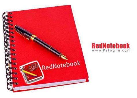 ثبت یادداشت ها و خاطرات با نرم افزار RedNotebook 1.7.1