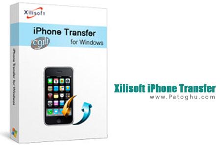 ارتباط گوشی آیفون با کامپیوتر با نرم افزار Xilisoft iPhone Transfer 5.2.1.20120308