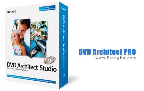 طراحی منوی دی وی دی با نرم افزار DVD Architect PRO 5.2.135