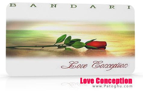 دانلود آلبوم موسیقی بی کلام Love Conception - گروه Bandari